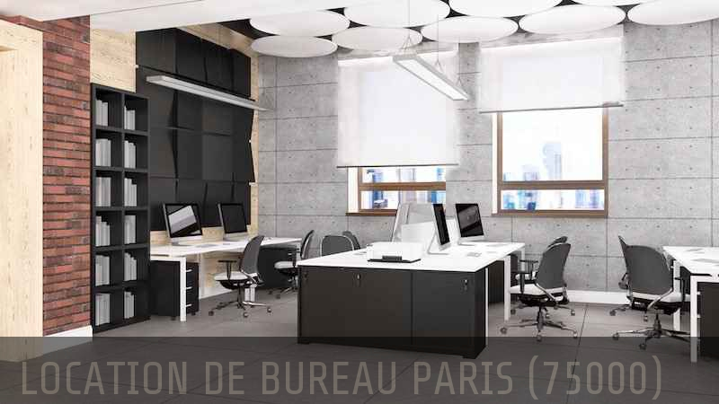 Location de bureau Paris (75000)